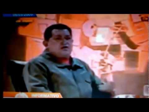 Chavez decia embalsamar cuerpos era