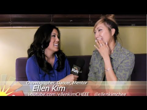 Now You Know: Choreographer and Dancer, Ellen Kim (Interview)