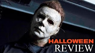 Halloween review — Tension and Humour (2018)