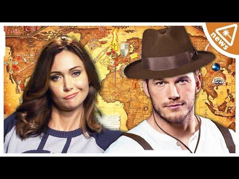 Chris Pratt & The Future of INDIANA JONES! (Nerdist News w/ Jessica Chobot)