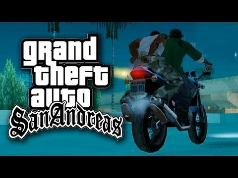 GTA San Andreas - #9: Mais rpido gordinho!