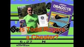 Todd Rogers got kicked off of Twin Galaxies for Cheating - Gamester81