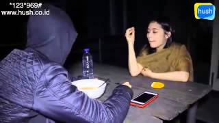[HUSH]  Aliando & Prilly Buka Bersama part 2