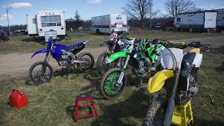 Motopark - First Ride of 2019