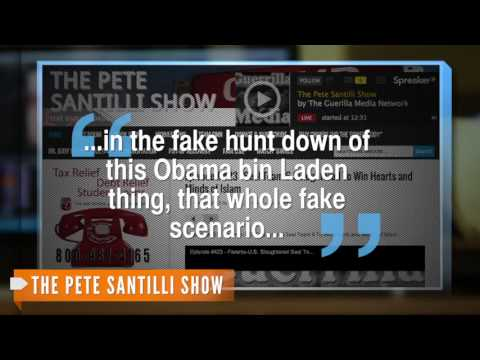 Pete Santilli, Radio Host  Hillary Clinton Needs To Be 'Shot In The Vagina'