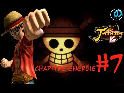 Let's play J-stars victory vs + #7 chapitre énergie