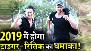 CONFIRMED: Hrithik Roshan and Tiger Shroff in YRF's next film!