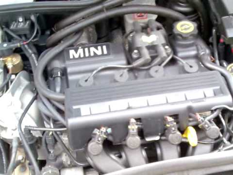 Mini Cooper LPG sequential system