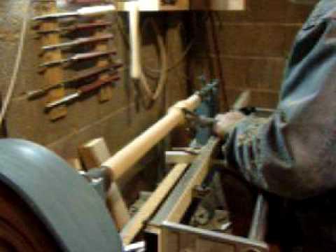 Copiatore per tornio youtube for Costruire un tornio per legno