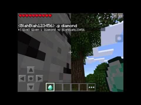 MineCraft Pe Commands/Seed