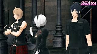 {MMD Final Fantasy XV and Nier Automata} Yaoi Idea