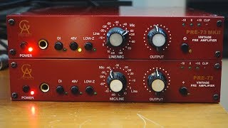 Stock Preamps vs. External Preamps (Golden Age Project Pre-73) [Pedalboard Tips #26]