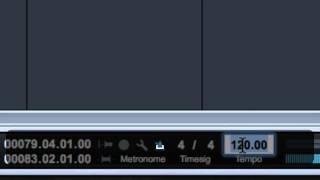 Joe Gilder's Studio One Tutorial Series Episode 36: Tap Tempo