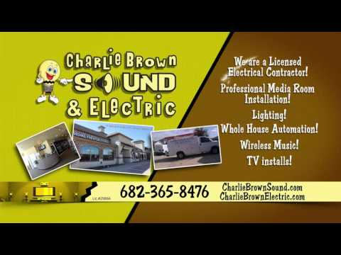 Home Theater Installation & Licensed Electrical Contractor in Flower Mound, TX