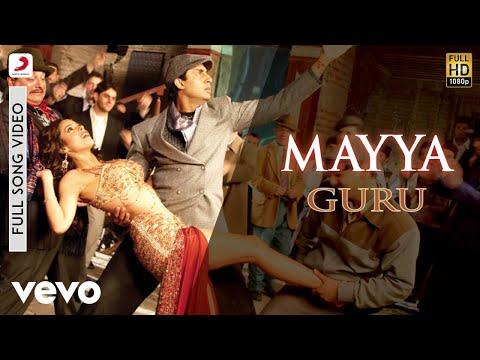 A.r. Rahman, Mariam Toller, Chinmaye, Kirti Sagathia - Mayya video