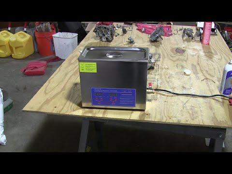 Vevor Ultrasonic Cleaner