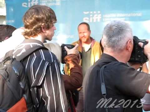 Joss Whedon and Co. in Seattle for SIFF 2013