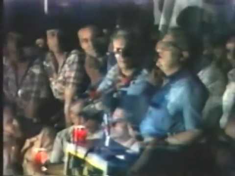 Mass Meeting - Fosos - 11th June 1982