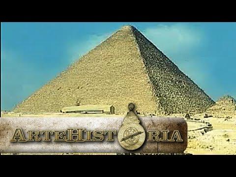 Sepulcros egipcios, de la mastaba a la Pirámide de Keops