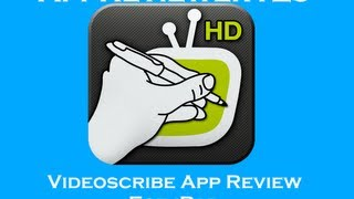 Review Of Videoscribe For iPad