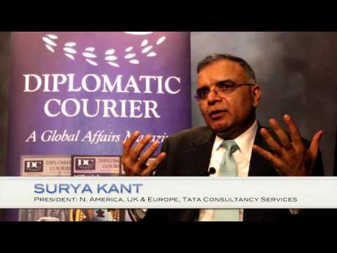 Surya Kant of Tata Consultancy Services: Addressing Youth Unemployment