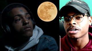 Beautiful Xxxtentacion Moonlight Official Music Audio Reaction