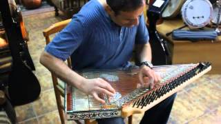 KANUN - SEDEFLI (MOTHER OF PEARL INLAYS) - SAADETTIN SANDI&BAHADIR SANDI PRODUCTION