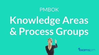 Pmp Knowledge Areas And Process Groups