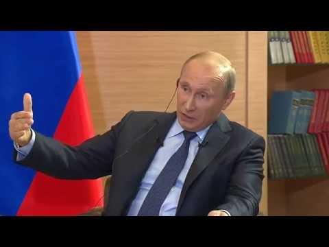 Интервью Владимира Путина радио «Европа-1» и телеканалу TF1