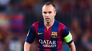 Andres Iniesta ● The Dribbling Magician - When Football Becomes Art