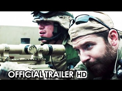 American Sniper Official Trailer #1 (2015) - Clint Eastwood Movie HD
