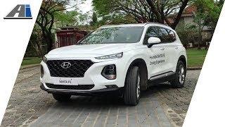 2019 Hyundai Santa Fe - First Drive Review