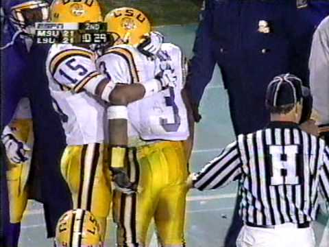 1995 Kevin Faulk Independence Bowl