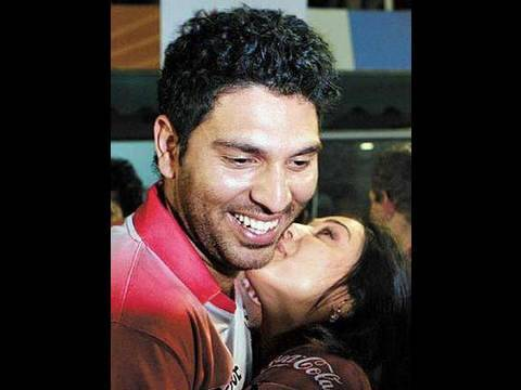 Preity Zinta Making Money Through Yuvraj Singh video