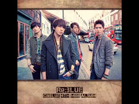 06. Cnblue - Where You Are (eng. Ver) [audio] (re:blue 4th Mini Album) video