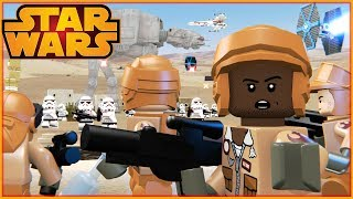 LEGO STAR WARS - The Battle of Jakku