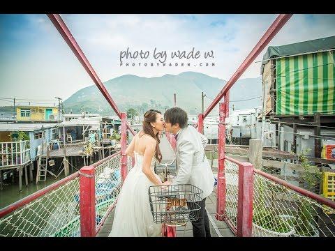 Bonnie & Major Pre-wedding Behind the Scenes (Hong Kong) MP3
