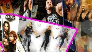 WWE EXCLUSIVE Hunt at Walmart & Target!! NEW WWE SHIELD TOYS HAUL | EPIC Toy Hunt!!