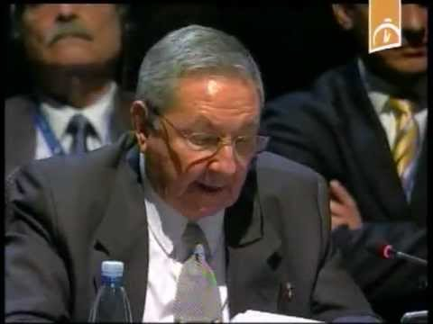 Discursos de Raúl Castro en la Cumbre de CELAC.vob