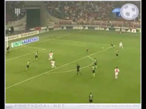 Top 7 Goals of Wesley Sneijder with ajax (now inter player)