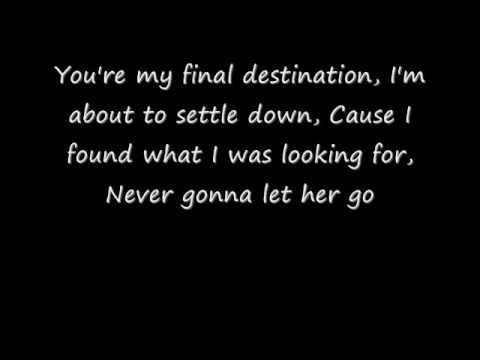 Final Destination - Mohombi [Lyrics]