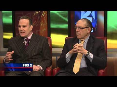 Jules Olsman On Fox 2 Let It Rip Weekend January 26,2014 video