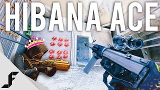 PRINCESS HIBANA ACE - Rainbow Six Siege
