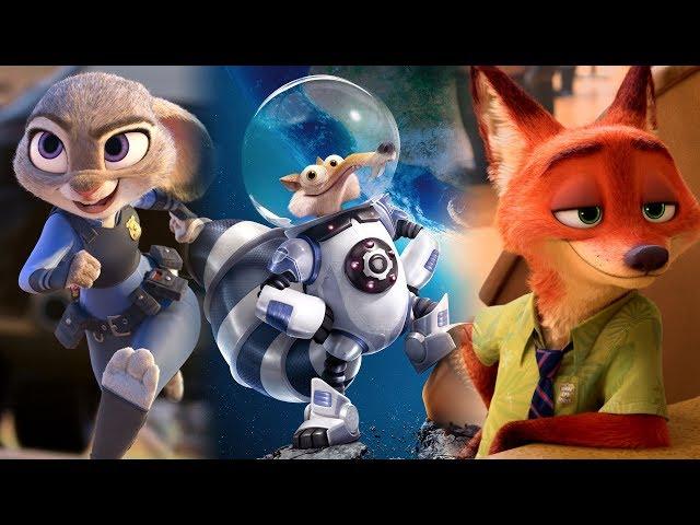 13 Nadchodzących Filmów animowanych 2016