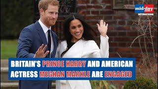 Royal Romance! All about Prince Harry's fiance Meghan Markle