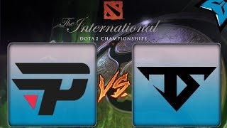[PT-BR] paiN Gaming vs Serenity - Dota 2 The International 8 #gopain