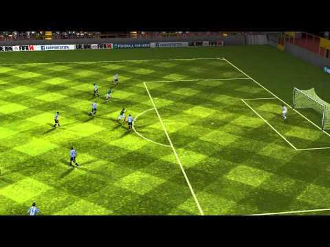 FIFA 14 Android - Mexico VS Argentina