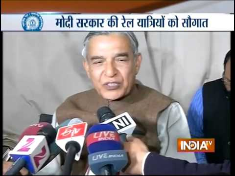 Rail Budget 2015: Highlights of Modi's Railway Budget 2015 - India TV