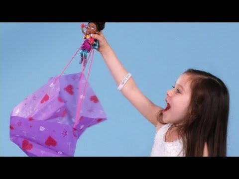 'Out of the Box with Violet': Unboxing the Ruby Rails Skydive Action Figure
