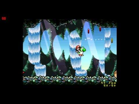 Super Mario World 2 Yoshi\'s Island - Parte 1